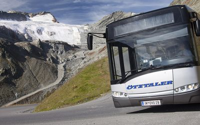 LOOP21 equipped the bus fleet of Oetztaler Busse with Wi-Fi