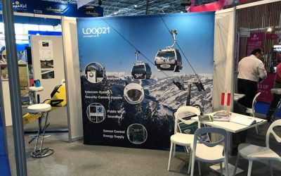 LOOP21 auf der Mountain Planet 2018