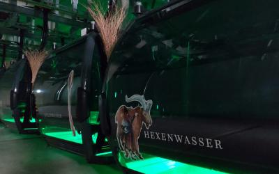 Cable Car Hexenwasser with LOOP21 System
